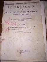 Le francais par la lecture et la conversation