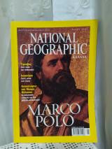 National Geographic  Μαιος 2001