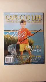 Cape Cod Life - Sprin 2008 - 4.99$