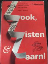Book listen learn