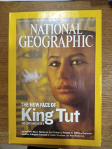 National geographic june 2005