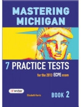 Mastering Michigan, 7 Practice Tests ECPE Book 2: Student's Book