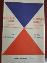 Γερμανική ποίηση μετά το 1945