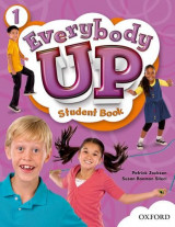 Everybody Up 1 Student Book: Language Level: Beginning to High Intermediate.  Interest Level: Grades K-6.  Approx. Reading Level: K-4