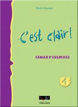 C'est Clair 1 - Livre de L'Eleve (French Edition)