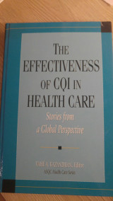 The Effectiveness of CQI in Health Care