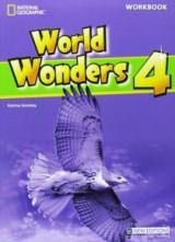 World Wonders 4: Workbook with Audio CD Workbook