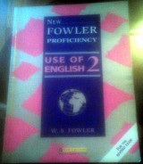 New Fowler Proficiency Use of English 2