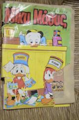 Μικυ Μαους τευχος 1142/ Ιουνιος 1988