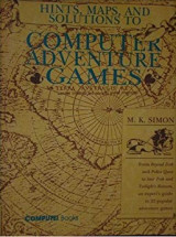 Hints, Maps and Solutions to Computer Adventure Games