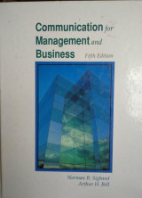 Communication for Management and Business