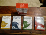 A game of thrones The graphic novel Volumes 1-4