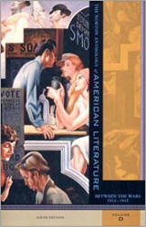 The Norton Anthology of American Literature Volume D