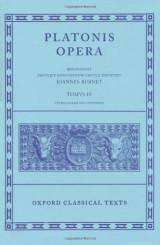 Opera: Volume IV:  Clitopho, Respublica, Timaeus, Critias (Oxford Classical Texts)
