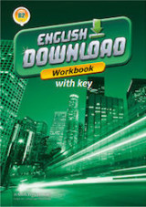 English Download B2 Workbook with Overprinted Answer Key