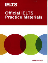 Official Ielts Practice Materials with 1 Audio Cd [Paperback]