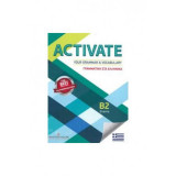Activate your Grammar & Vocabulary B2 Exams