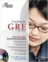 Cracking the GRE, with Four Full-length Practice Tests on CD-ROM