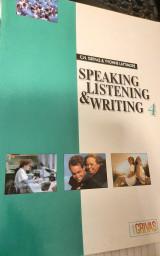 Speaking Listeninr and Writing 4