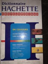 Dictionnaire Hachette Encyclopedique