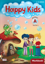 Happy Kids Junior A Workbook Teacher's