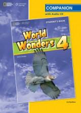 WORLD WONDERS 4 COMPANION W/ CD (GREEK)