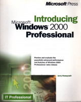 Introducing Microsoft Windows 2000 Professional