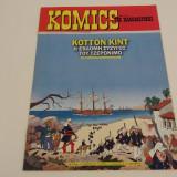 Komics Της Καθημερινης Τευχος 116