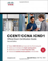 CCNA ICND1 Official Exam Certification Guide, 2nd Edition