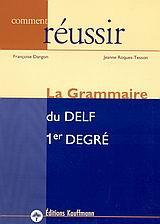 La grammaire du DELF 1er degré