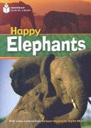 Happy Elephants Level 800 Pre-Intermediate A2 Reader