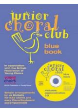 Junior Choral Club- Blue Book
