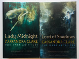 Lady Midnight + Lord of Shadows
