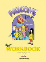 Welcome Plus Level 1 Workbook