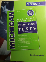 Michigan Proficiency Practice Tests Glossary