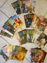"""Περιοδικά """"Φωτογράφος"""" (2003 εως 2008)"""