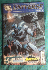 DC Universe τόμος #6 (με τα τεύχη #11-12)