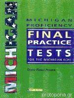 Michigan Proficiency Final Practice Tests