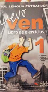 Nuevo Ven 1 , Libro de ejercicios