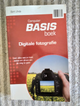 Computer Basis boek ,Digitale fotografie