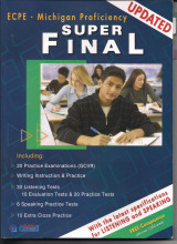 Superfinal Michigan Proficiency Including Practice Tests Listening Tests