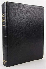 The New Chain Reference Bible Fourth Improved edition (King James Version) Leather Bound