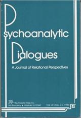 Psychoanalytic dialogues (Ψυχαναλυτικοί διάλογοι)