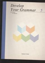Develop your grammar 5