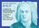 Complete Brandenburg Concertos Transcribed for Piano Four Hands
