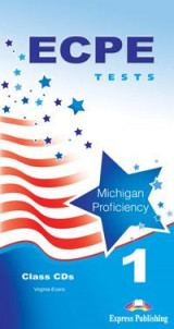 ECPETests For The Michigan Proficiency 1 CD Class 2013 Format