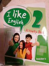 I like english 2 teacher's Activity book