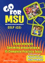 Go for MSU-CELP(C2)