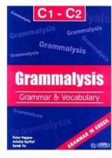 Grammalysis C1 - C2 Grammar & Vocabulary
