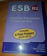Esb B2 Grammar Preparation 15 Practice Tests
